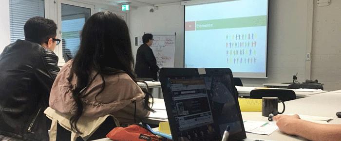 """Workshop zum Thema """"Umgang mit Vielfalt – die Herausforderung des 21. Jahrhunderts? Diversität als Aufgabe in Beratung & Lehre"""""""