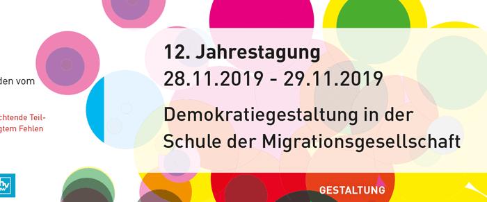 Jahrestagung 2019: Demokratiegestaltung in der Schule der Migrationsgesellschaft