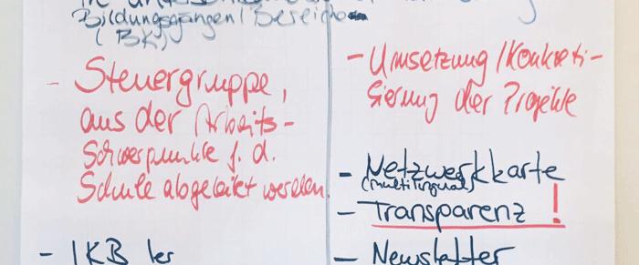 """Qualifizierungsmaßnahme zur """"Koordination der interkulturellen Schul- und Unterrichtsentwicklung"""""""