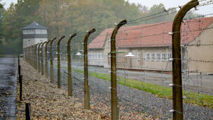 Konzentrationslager Buchenwald © Lars K Jensen @ flickr.com (CC 2.0), bearb. MiG